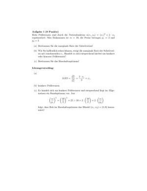 thumbnail of Klausur2_Mikroökonomie_Lösung