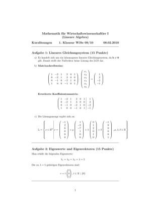 thumbnail of Klausur1_Mathe_WiWis_Lösung
