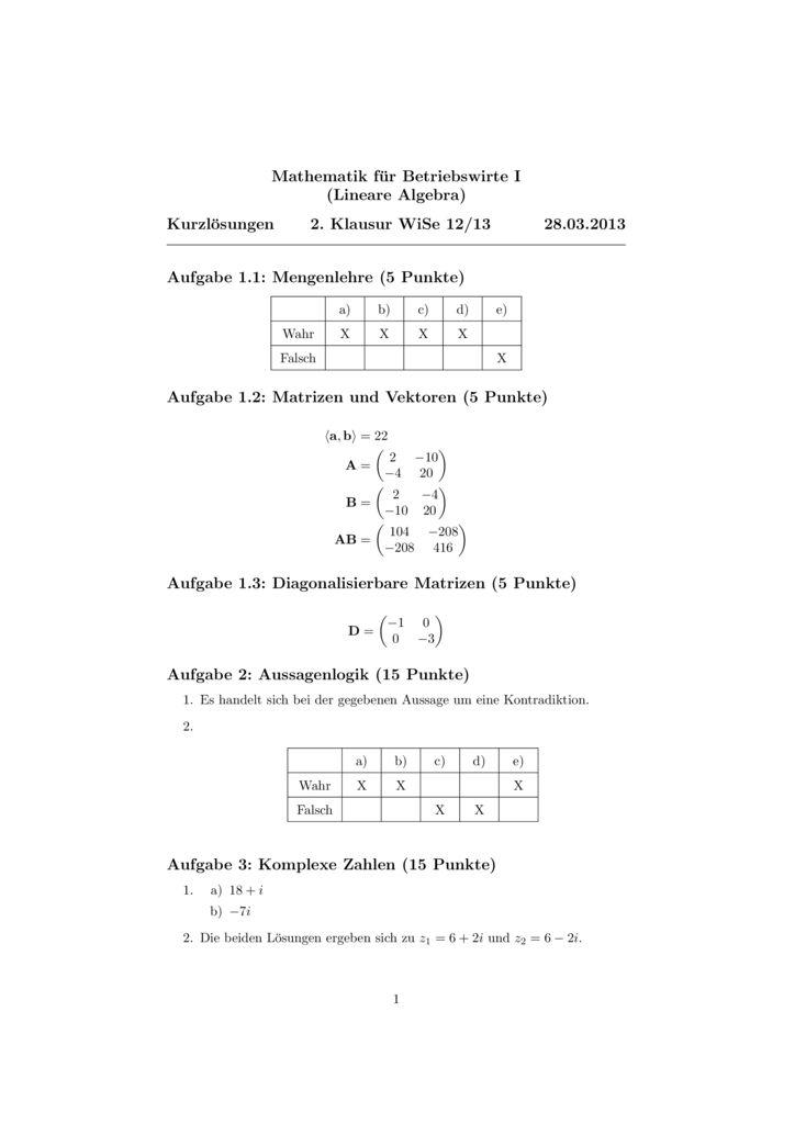 Großzügig Mathematische Lösung Galerie - Mathematik & Geometrie ...