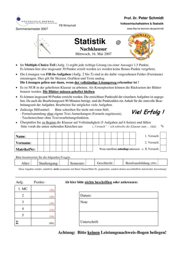 thumbnail of Klausur_Statistik-Bremen