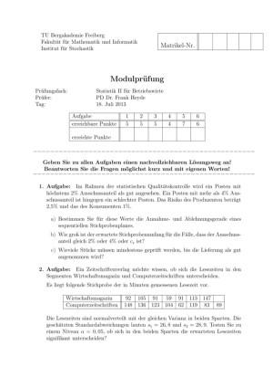 thumbnail of Klausur_Statistik_Betriebswirte_SS13