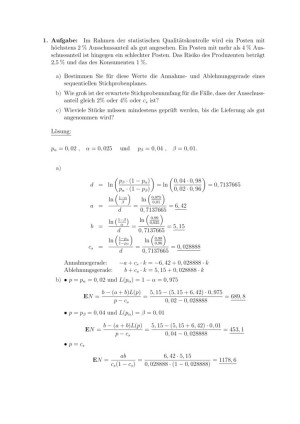 thumbnail of Klausur_Statistik_Betriebswirte_SS13_Lösung